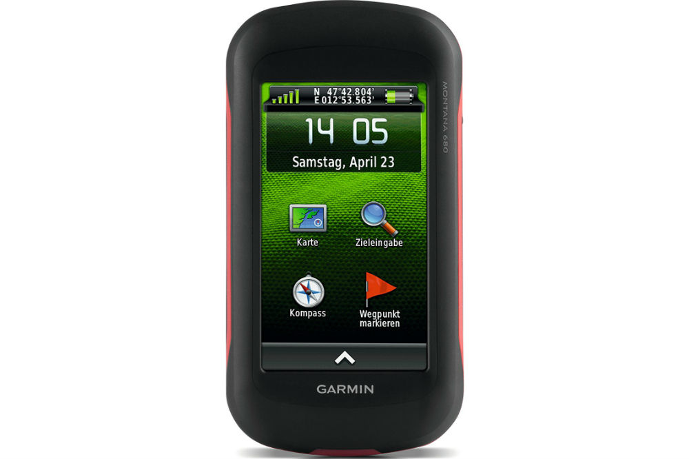 Garmin Montana 680 Touchscreen GPS/GLONASS Receiver Review